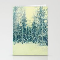 Once Upon A December Stationery Cards