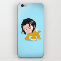 ✩ Sphinx SD iPhone & iPod Skin