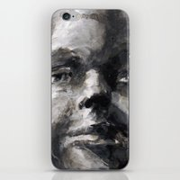 Johnny Mannequin iPhone & iPod Skin