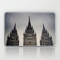 Temple Top Laptop & iPad Skin