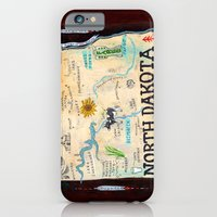 NORTH DAKOTA iPhone 6 Slim Case