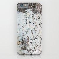 Peeling white wall iPhone 6 Slim Case