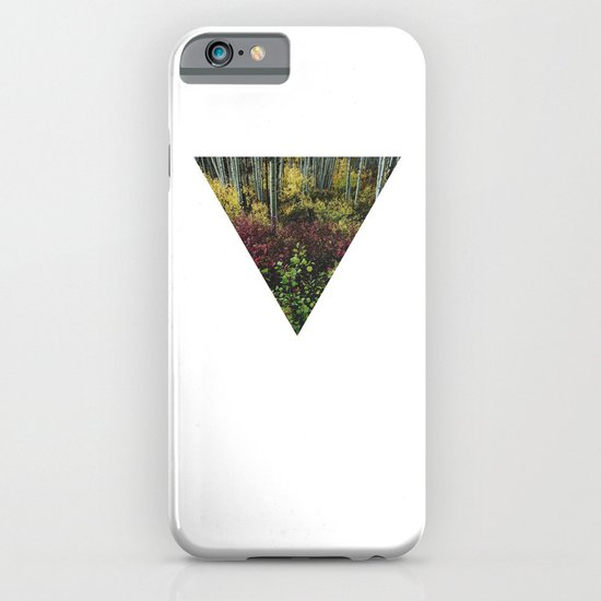 Reverse Pyramid Colors iPhone & iPod Case