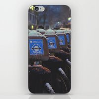 London Snow iPhone & iPod Skin