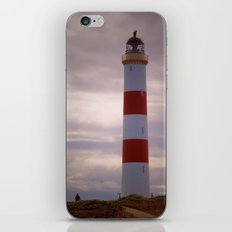Tarbat Ness Lighthouse iPhone & iPod Skin