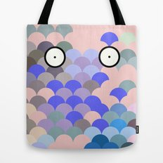 Fish Eyes Tote Bag