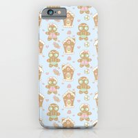Gingerbread Sweethearts iPhone 6 Slim Case