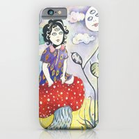 Enid On Acid iPhone 6 Slim Case