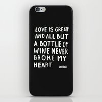 WINE iPhone & iPod Skin