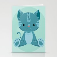 Chunk. Stationery Cards