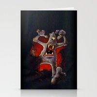 Monster! Stationery Cards