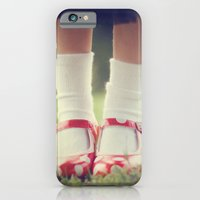 iPhone & iPod Case featuring Mary Jane by Karin Elizabeth