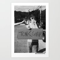 Art Print featuring TON by Gnarleston