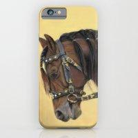Horse - Portrait iPhone 6 Slim Case