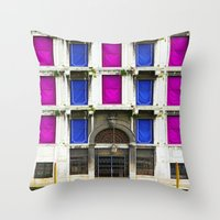 All About Italy. Venice … Throw Pillow