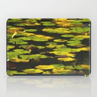 Water Lilly  iPad Case
