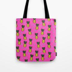 Pineapples Tote Bag