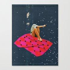 SOMEONE ELSE Canvas Print
