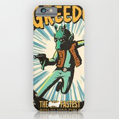 Greedo Vintage Comic Cover iPhone 6 Slim Case