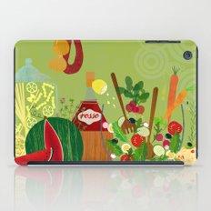 Italian Food iPad Case