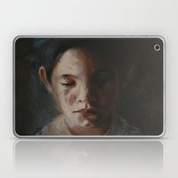 Untitled (dear God) Laptop & iPad Skin