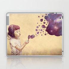 Cosmic Bubbles Laptop & iPad Skin