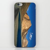 Road to the Blue! iPhone & iPod Skin