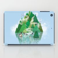 Mysterious Island iPad Case