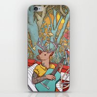 A Ride And A Song iPhone & iPod Skin