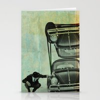 VW Tie-Down Stationery Cards