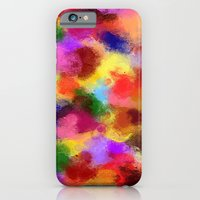 iPhone & iPod Case featuring Taste the Rainbow by KRArtwork