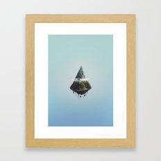 Mount Ascension Framed Art Print