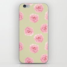 Perennial Pattern iPhone & iPod Skin