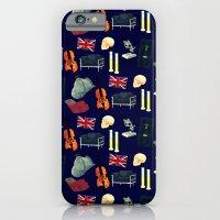 221B Baker Street version 2 iPhone 6 Slim Case