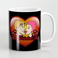 happy valentine's day II Mug