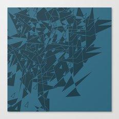 Glass BG Canvas Print