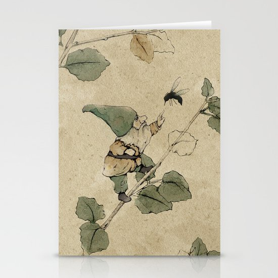 Fable #5 Stationery Card
