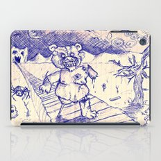 ZombieTeddy iPad Case