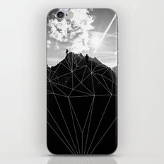 Crystal Mountain II iPhone & iPod Skin