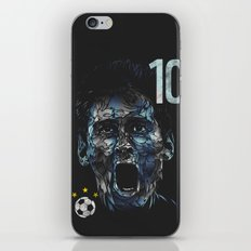 Messi iPhone & iPod Skin