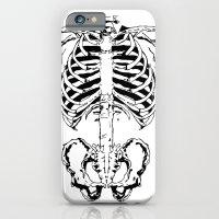 Skeleton #1 iPhone 6 Slim Case