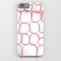 iPhone & iPod Case featuring AUTOMATIC CIRCLE by When the robins came