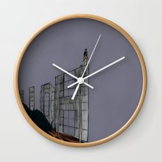 Hollywood Despair Wall Clock