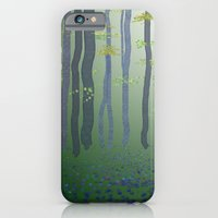 Forest Glade iPhone 6 Slim Case
