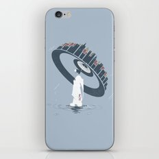 Raining 2 iPhone & iPod Skin
