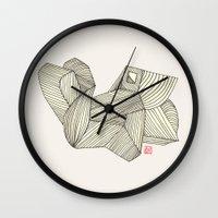 3B Wall Clock