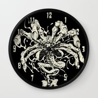 ALIEN: FACEHUGGER Wall Clock