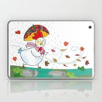 hen Laptop & iPad Skin