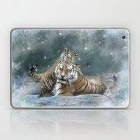 Tigers Laptop & iPad Skin