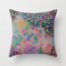 Pixels: Conquer Throw Pillow